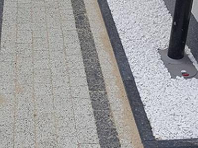 Chodnik z kostki brukowej 22